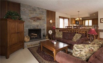 Photo for FINCH 8 WPM: 2 BR / 2 BA 2 bedroom condo in Blowing Rock, Sleeps 6