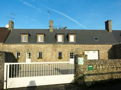 Photo for Vacation home La Francoiserie 1 (GVL101) in Gouville-sur-Mer - 8 persons, 4 bedrooms
