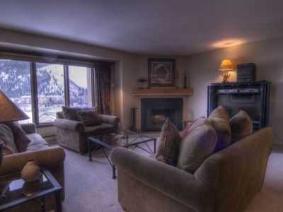 Photo for Spacious Remodeled Condo with Views of Vail and Beaver Creek | A702