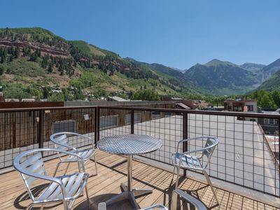 Photo for Soak Up the Sunshine on the Best Deck in Town. Great Views & Convenient to Everything.