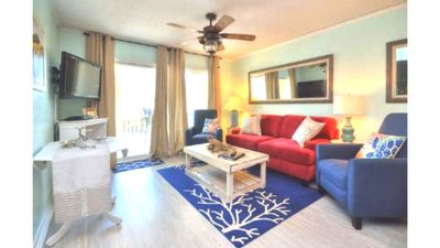 Photo for Completely Renovated & Perfectly Decorated, 2 Bdrm/2 Bath Condo w/POOL-Sleeps 8