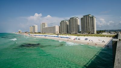 Photo for ***HAVE YOU TRIED NW FLORIDA?*** (BEACH SERVICE FOR TWO + COVERED PARKING SPACE)