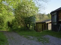 Great cabin for exploring Wales