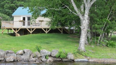 Photo for Waterfront Home on Moosehead Lake