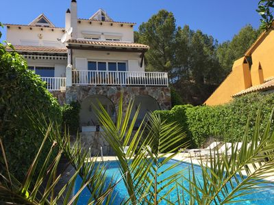Photo for Villa Lucia, very close to Sitges, with private pool and close to amenities