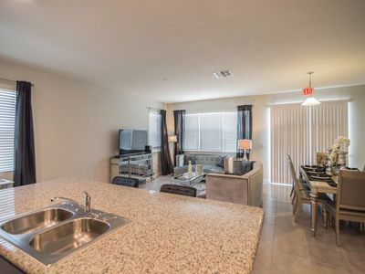 Photo for Wow $110/nt May Special, Book Now!  Glamorous home, Private Hot Tub, Close to Disney and Shopping