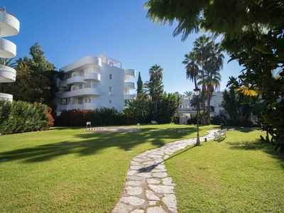 """Photo for Apartment """"BLUEOCEAN"""" Marbella Real"""