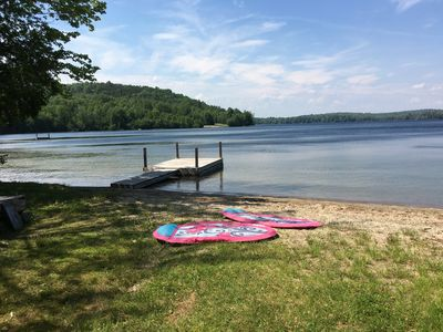 Your own beach/boat launch/dock!