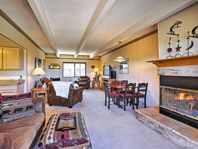 Photo for 2BR Breckenridge Condo w/Mountain Views!