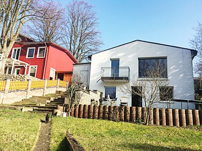 Photo for Charming apartment with large garden in the city center, Baltic Sea.