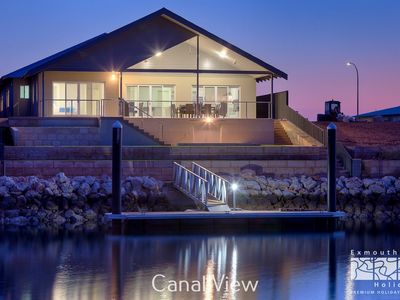 Photo for 11 Kestrel Place - PRIVATE JETTY