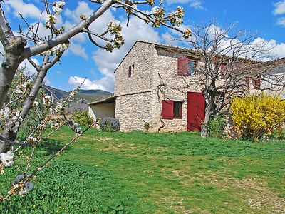 Photo for Vacation home Le Puits Du Geai  in Saint Saturnin d'Apt, Luberon - 6 persons, 2 bedrooms