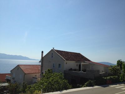 Photo for Apartment in Brist (Makarska), capacity 2+2