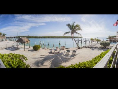 Photo for Amazing views from this Oceanside Home  on they Tavernier Creek Waterway; New Dock!