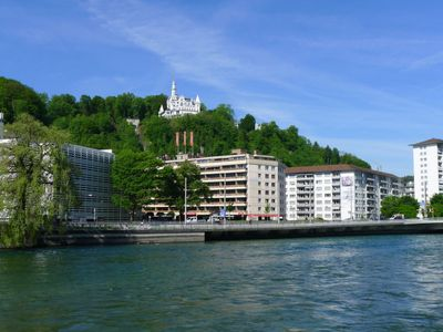 Photo for 2 bedroom Apartment, sleeps 4 in Lucerne with WiFi