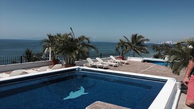 Photo for Nice Condo La Palapa 407 in Romantic Zone near  Los Muertos Beach...