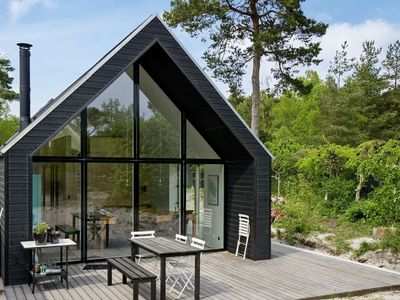 Photo for Modern Holiday home in Bornholm with terrace