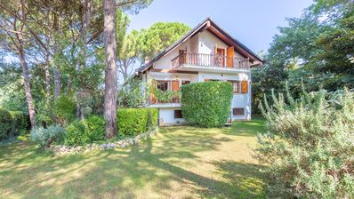 Photo for Holiday house Sils for 7 persons with 4 bedrooms - Villa