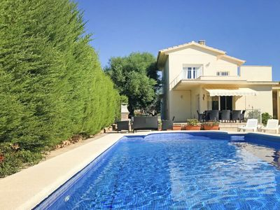 Photo for Vacation home Arco Iris in L'Ametlla de Mar - 8 persons, 4 bedrooms