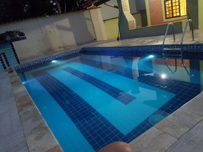 Photo for House, w / Pool, Barbecue, WIFI, 3 Dorms C / AR conditioned (1 suite)