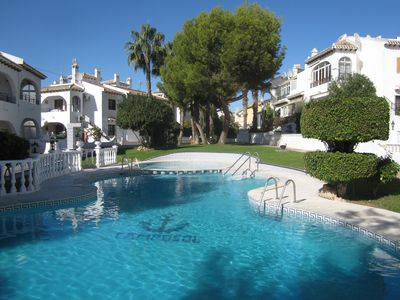 Photo for BEAUTIFUL APARTMENT, a large terrace in a charming residence with swimming pool