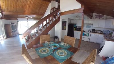 Photo for Fabulous Chalet Beach House Across the Street From the Beach on Grand Turk