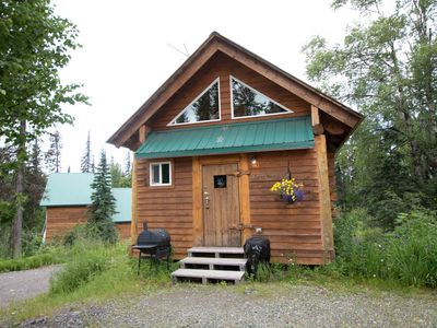 Gate Creek Cabins | Loon's Nest