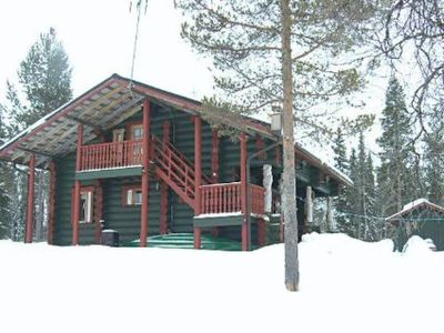Photo for Vacation home Kunnari in Salla - 5 persons, 1 bedrooms