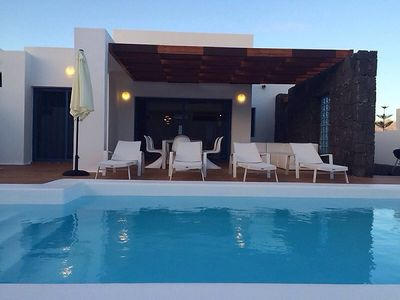 Photo for Vacation home Villa Blanca  in Playa Blanca, Lanzarote - 6 persons, 3 bedrooms