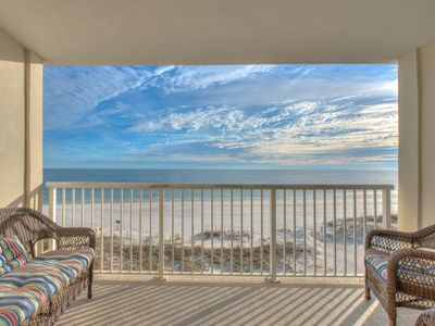 Photo for Incredible Beachfront View ~ Bender Vacation Rentals