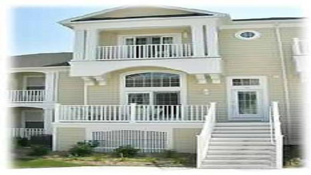 Beautiful Bayfront Townhouse in Bethany Beach Resort - Ocean View