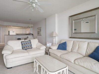 Photo for Crescent Keyes -  603 Stunning ocean views from the balcony of this 2 bedroom unit!