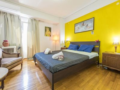 Photo for PENELOPE Suite Top Floor Exarchia Square