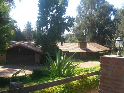 Photo for Beautiful Vacation Home in San Pasqual, San Diego