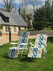 Photo for 2BR House Vacation Rental in Fiquefleur-Équainville, Normandie
