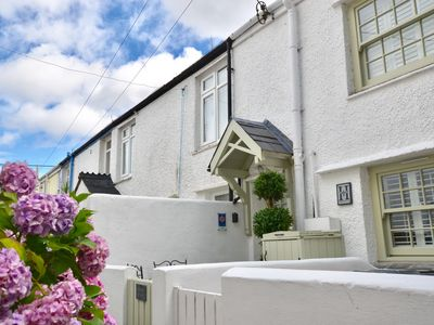 Photo for 5 star GOLD award, refurbished fisherman's cottage in Padstow old town