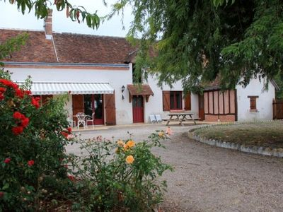 Photo for Gite Mont-près-Chambord, 2 bedrooms, 4 persons