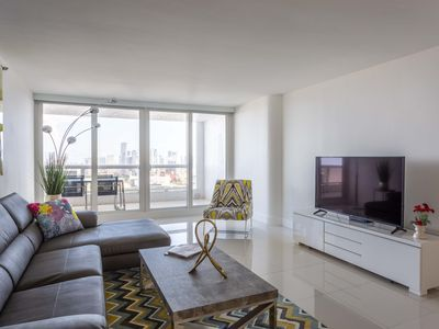 Photo for Modern and Bright Penthouse with Ocean view