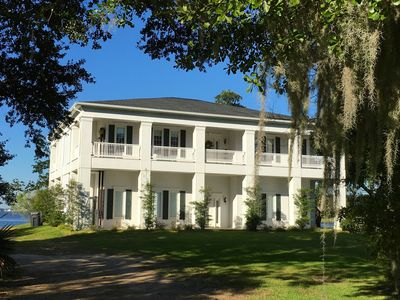 Back Bay Biloxi Waterfront Retreat Fish Watch Dolphins Golf Minutes To S Ocean Springs