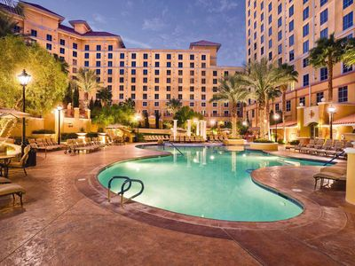 Photo for Wyndham Grand Desert - Luxury 2BR/2BA Close to Strip! Big Savings!! 62 Reviews