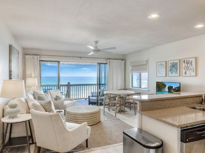 Photo for Seamist Gulf Front Condo - Professionally Designed Remodel in Summer 2019!!