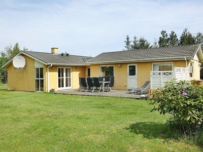 Photo for Vacation home Bratten Strand in Jerup - 8 persons, 4 bedrooms