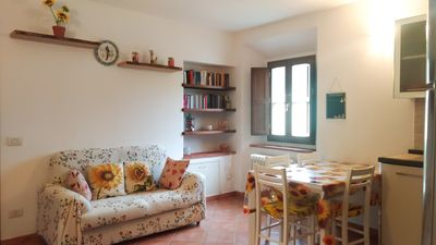 Photo for Beautiful apartment in the Tuscan hills !!