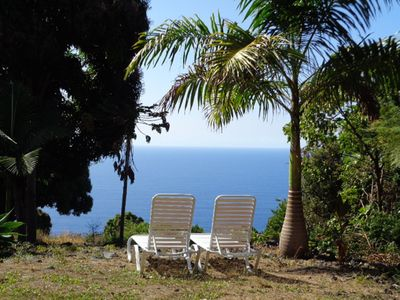 Photo for Tropical Romantic S. Kona Cottage with Incredible Oceanview