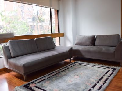 Photo for 1BR Apartment Vacation Rental in Chapinero, Bogotá