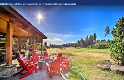 Photo for NEW!!! Suncadia Getaway(sleeps 22) w/Fire Pit, Hot Tub & Game Room!
