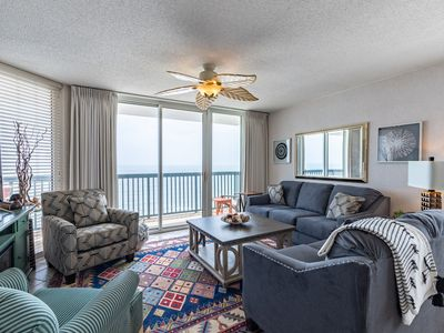 Photo for Amazing Ashworth -- NEW LISTING - Oceanfront 4 Bedroom Luxury Awaits You