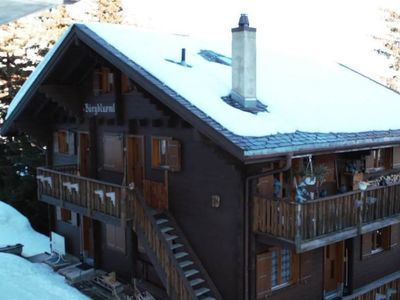 Photo for 1BR Apartment Vacation Rental in Bettmeralp, Raron