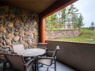 Photo for Nestled in the Pines with Outdoor Pool and Hot Tubs, Close to Hiking Trails