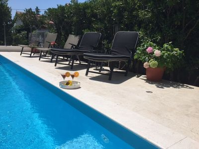 Photo for Luxurious and stylish STUDIO OLIVIA - the ideal spot between Split and Trogir!
